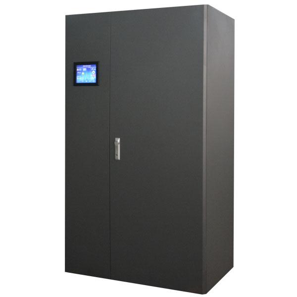 下送风机房专用加湿器_下送风湿膜柜式加湿器