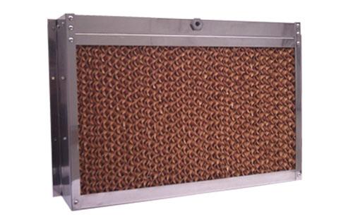 直排水湿膜加湿器_SMZP系列